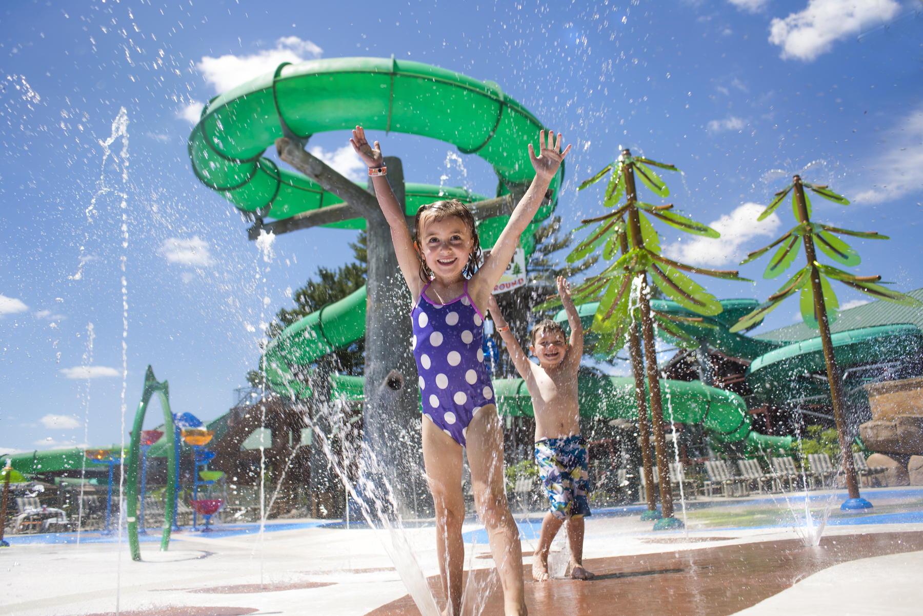 key considerations when building a splash pad commercial