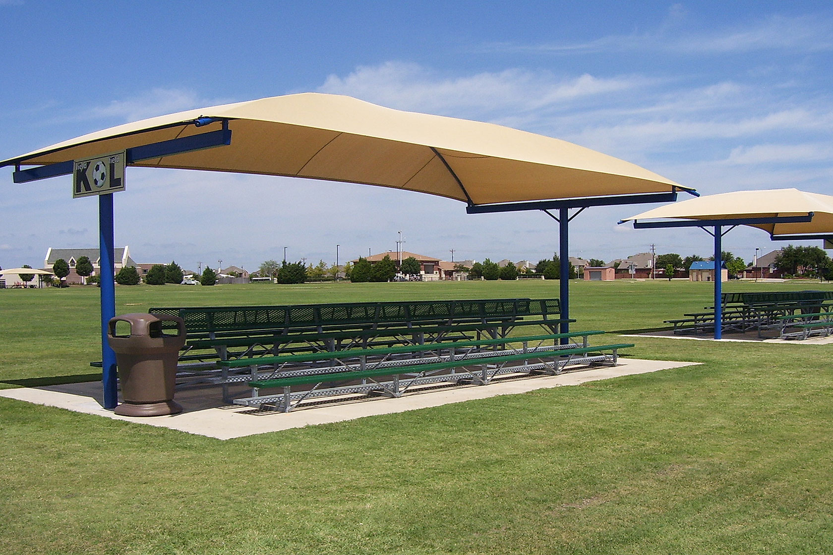 Shade And Shelters Commercial Recreation Specialists