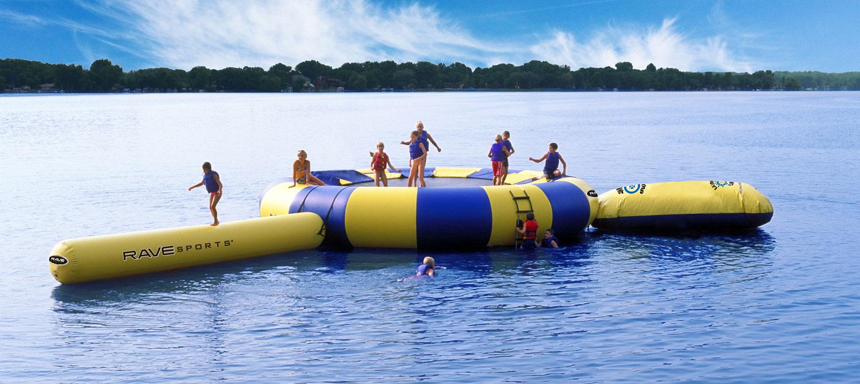 Classic Aqua Jump 174 25 Park Commercial Recreation Specialists