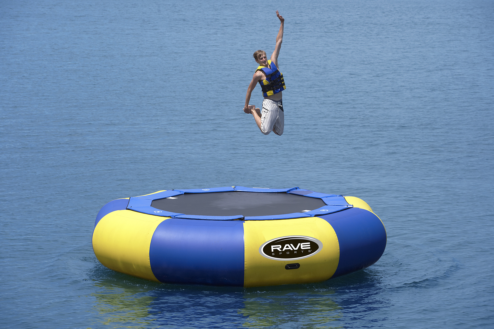 Rave Aqua Jump 174 Eclipse Commercial Recreation Specialists