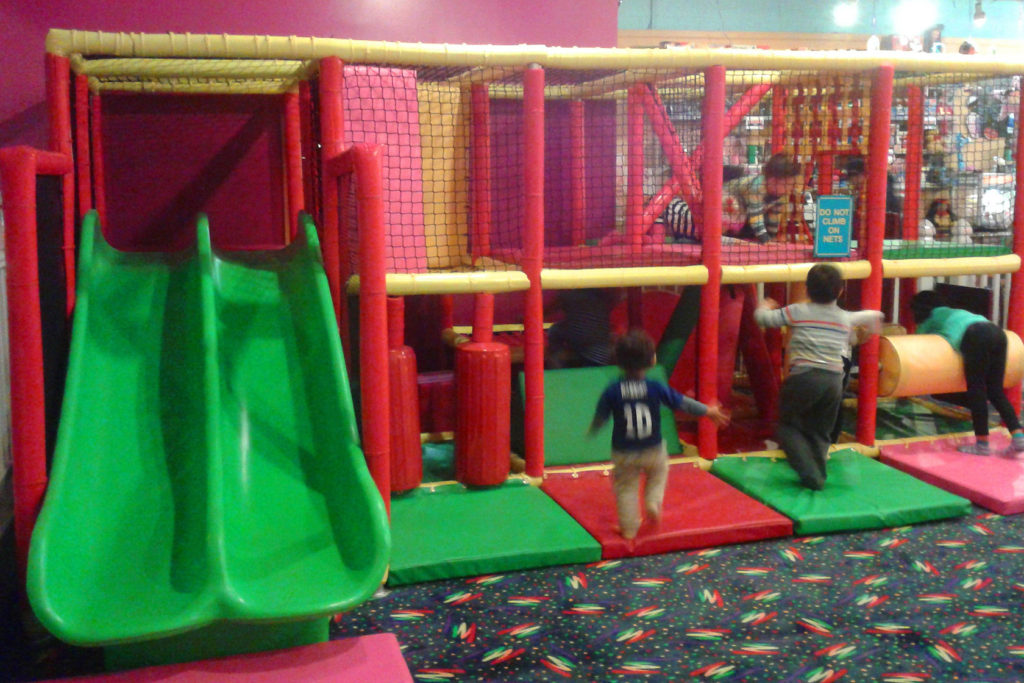 Soft Contained Play Units Commercial Recreation Specialists