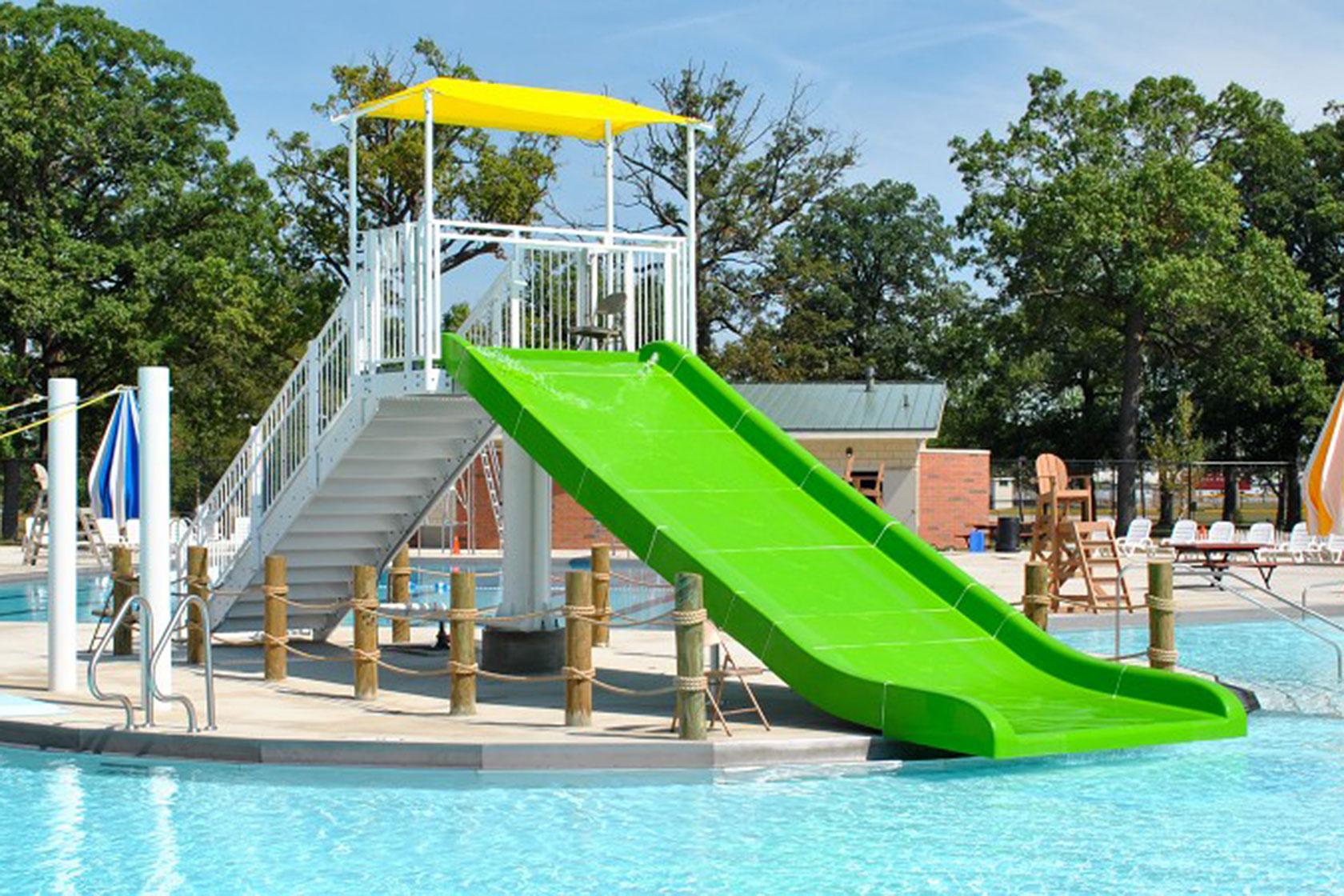 100 Custom Portable Pool Slides U0026 Above Ground Pools Pool Accessories Portable U0026