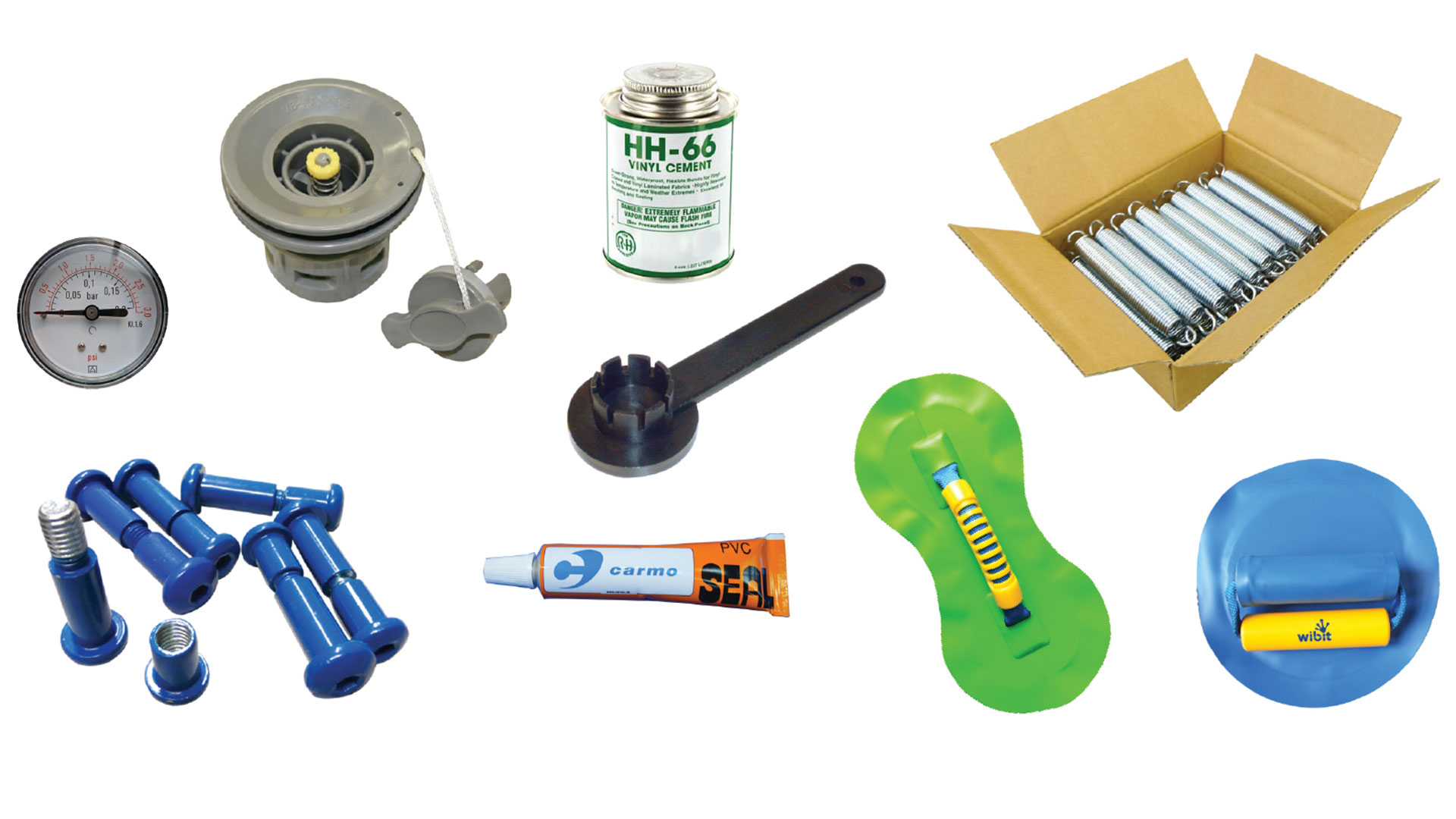 Replacement Parts Archives - Commercial Recreation Specialists