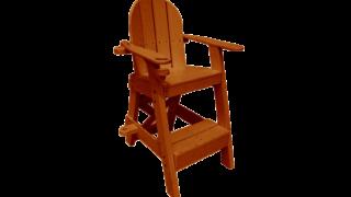 505-Lifeguard-Chair-Cedar_isolated