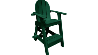 505-Lifeguard-Chair-Green_isolated