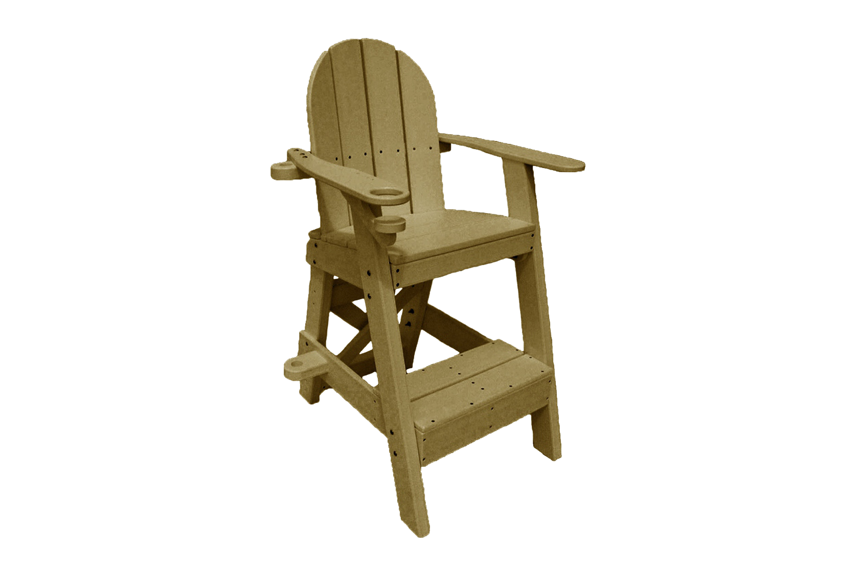 505 Lifeguard Chair Commercial Recreation Specialists