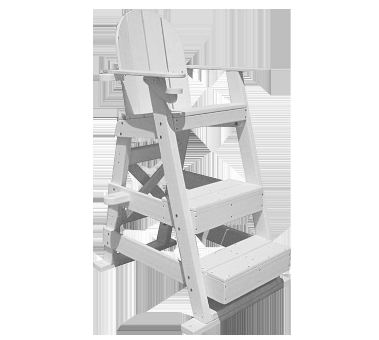 510-Lifeguard-Chair-White_simple