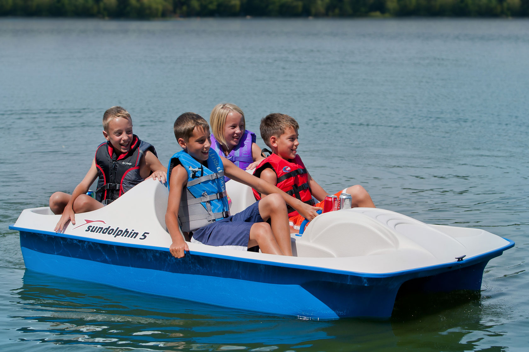 Sun Dolphin 5 - Commercial Recreation Specialists