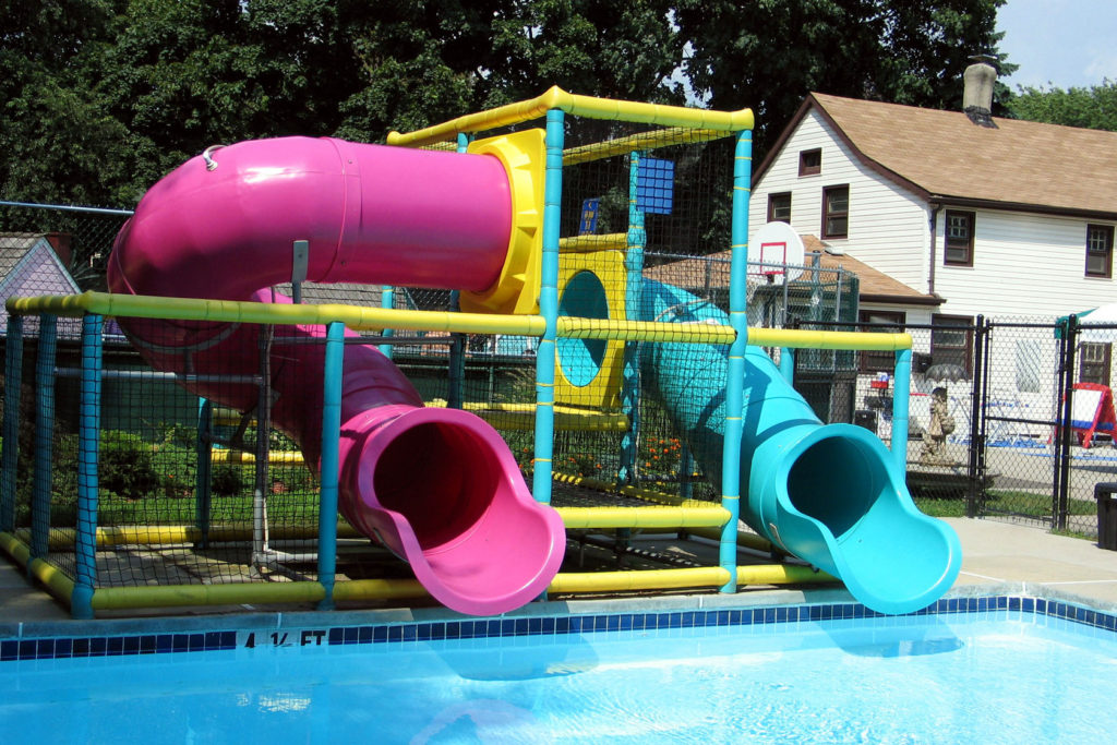 Pool Slides Commercial Recreation Specialists