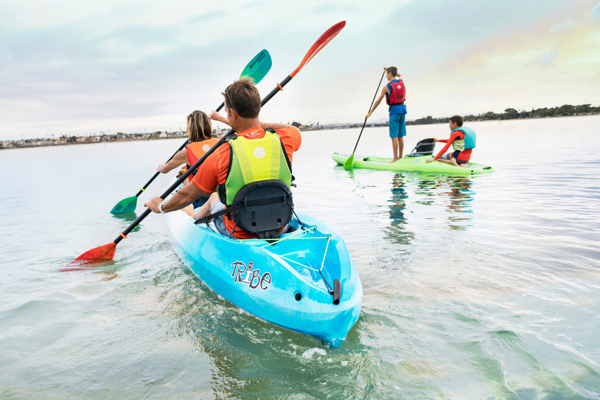 Tribe Kayak - Commercial Recreation Specialists