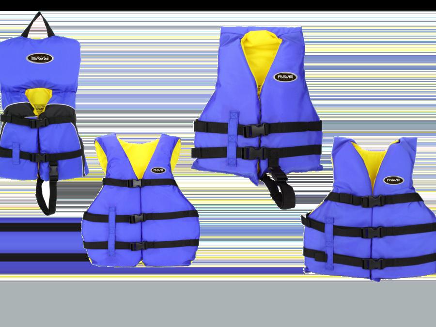 All vests