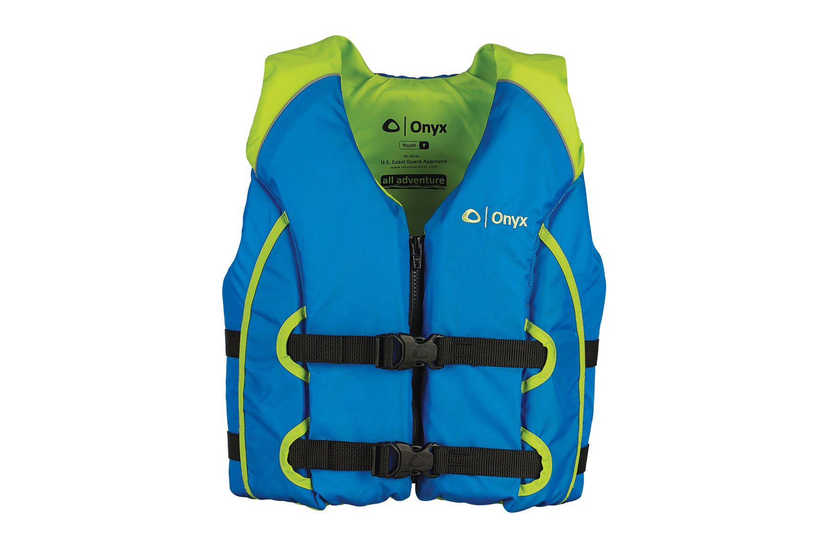 dade8874222a6 All Adventure Life Vest (Box of 6) - Commercial Recreation Specialists