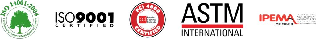 [Certification logos]