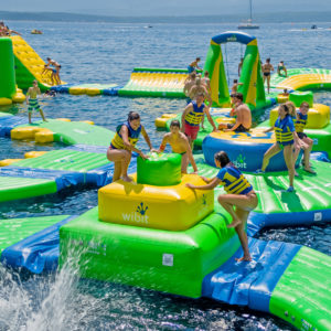 Inflatable Water Products Archives - Commercial Recreation Specialists