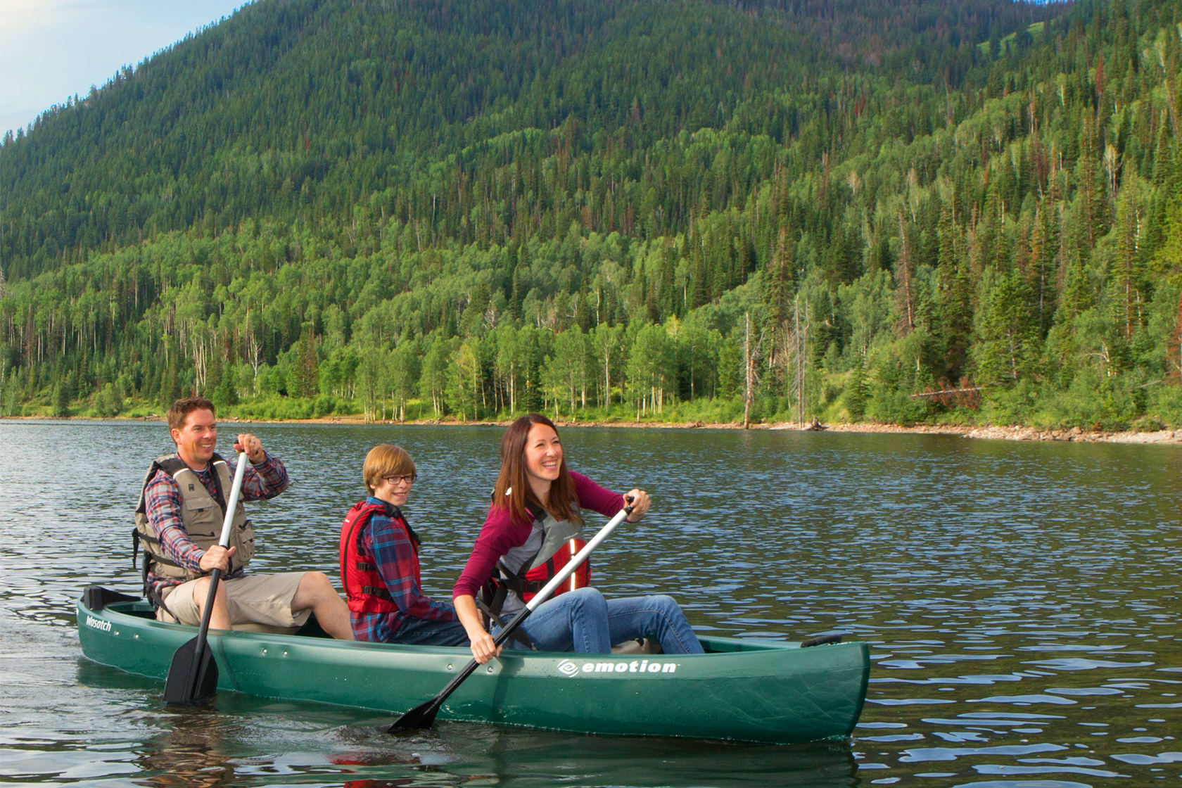 Wasatch Canoe Commercial Recreation Specialists